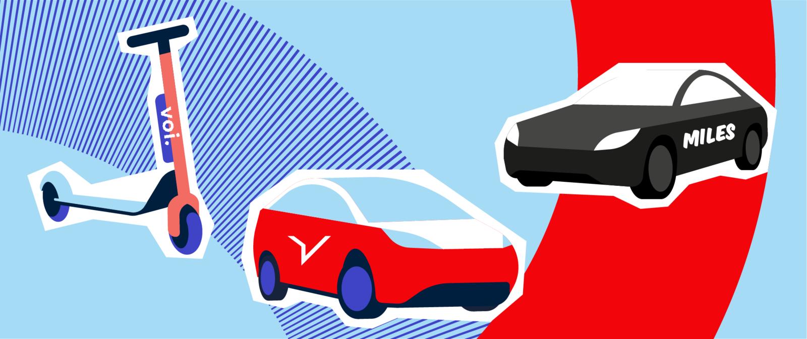 Kostenlos Miles Carsharing