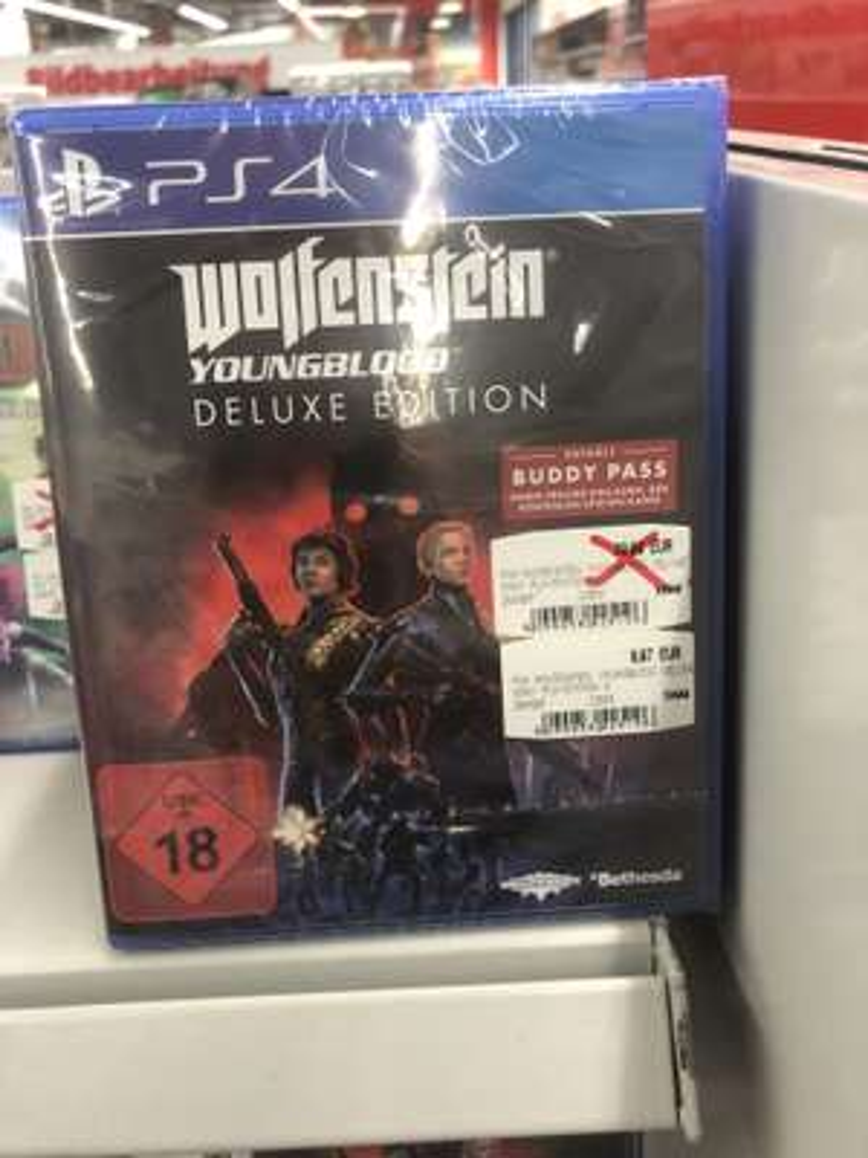 Wolfenstein Youngblood (Lokal Berlin) (PS4)