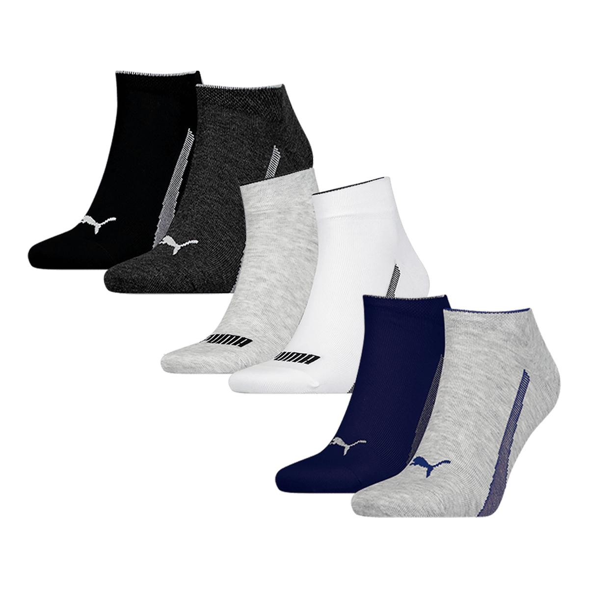 Puma Sneaker Socken 24 Paar (1,37€ Stückpreis, Größen: 39-42, 43-46)