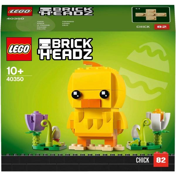 LEGO BrickHeadz 40350 Oster-Küken Lokal