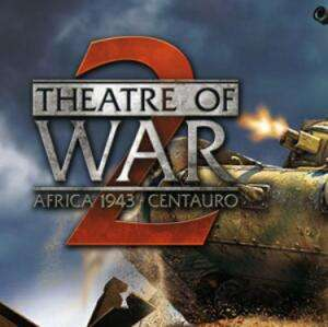 Theatre of War 2: Centauro DLC & Theatre of War 2: Africa 1943 (PC) kostenlos (IndieGala)