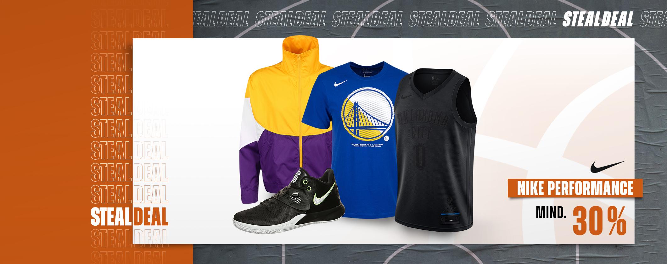 Steal Deal - Nike mind. 30 % reduziert bei ballside.de #Basketball