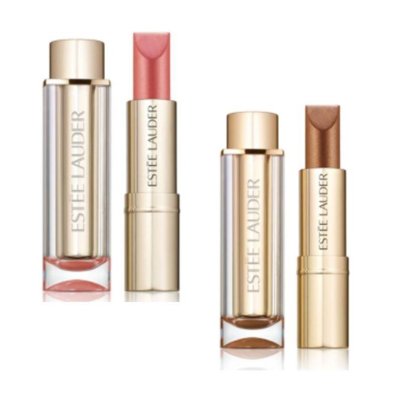 Estée Lauder 'Pure Color Love' Lippenstift in 2 Farben für jew. 9,99€ zzgl. Versand