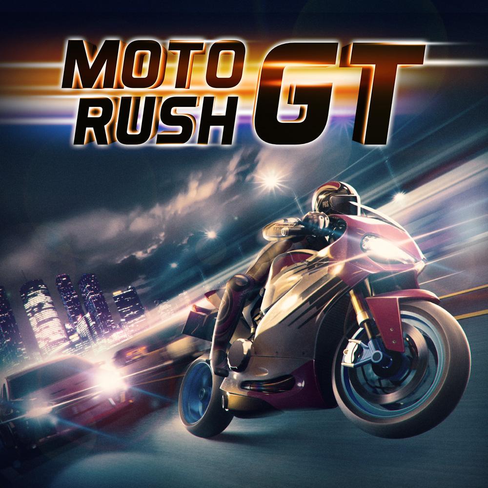 Moto Rush GT (Switch) für 99 Cent (eShop)