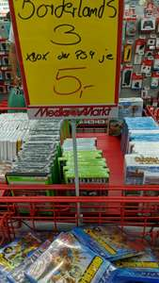Borderlands 3 (PS4 / Xbox One) Media Markt Bremen Weserpark