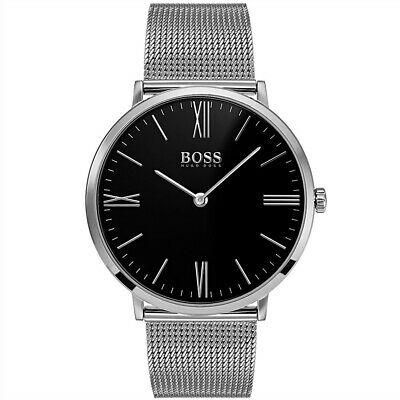 HUGO BOSS Jakson Quarz Armbanduhr 1513514 [faszinationzeit]