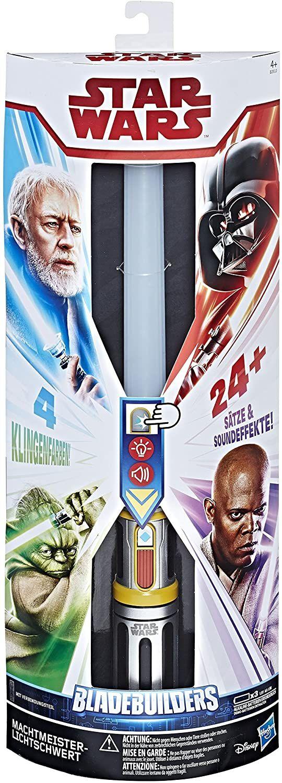 Hasbro Star Wars Meister der Macht Lichtschwert, real