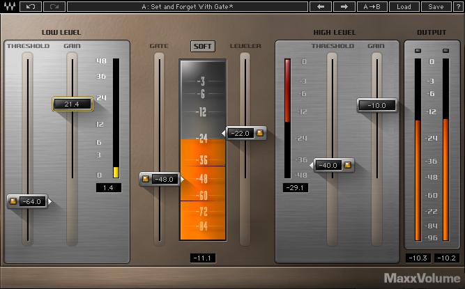 [VST/Musik/Software] Waves Audio MaxxVolume Plugin