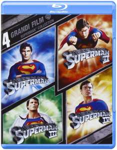 15 Blu-Ray's (Superman I-IV,Mad Max I-IV,Good Fellas,Departed, Oceans Eleven,The Town,Training Day, Lethal Weapon,Bullit) 4für€30 AKTION