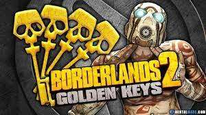KOSTENLOS : 10 Golden Keys Borderlands 2 (All Platforms)