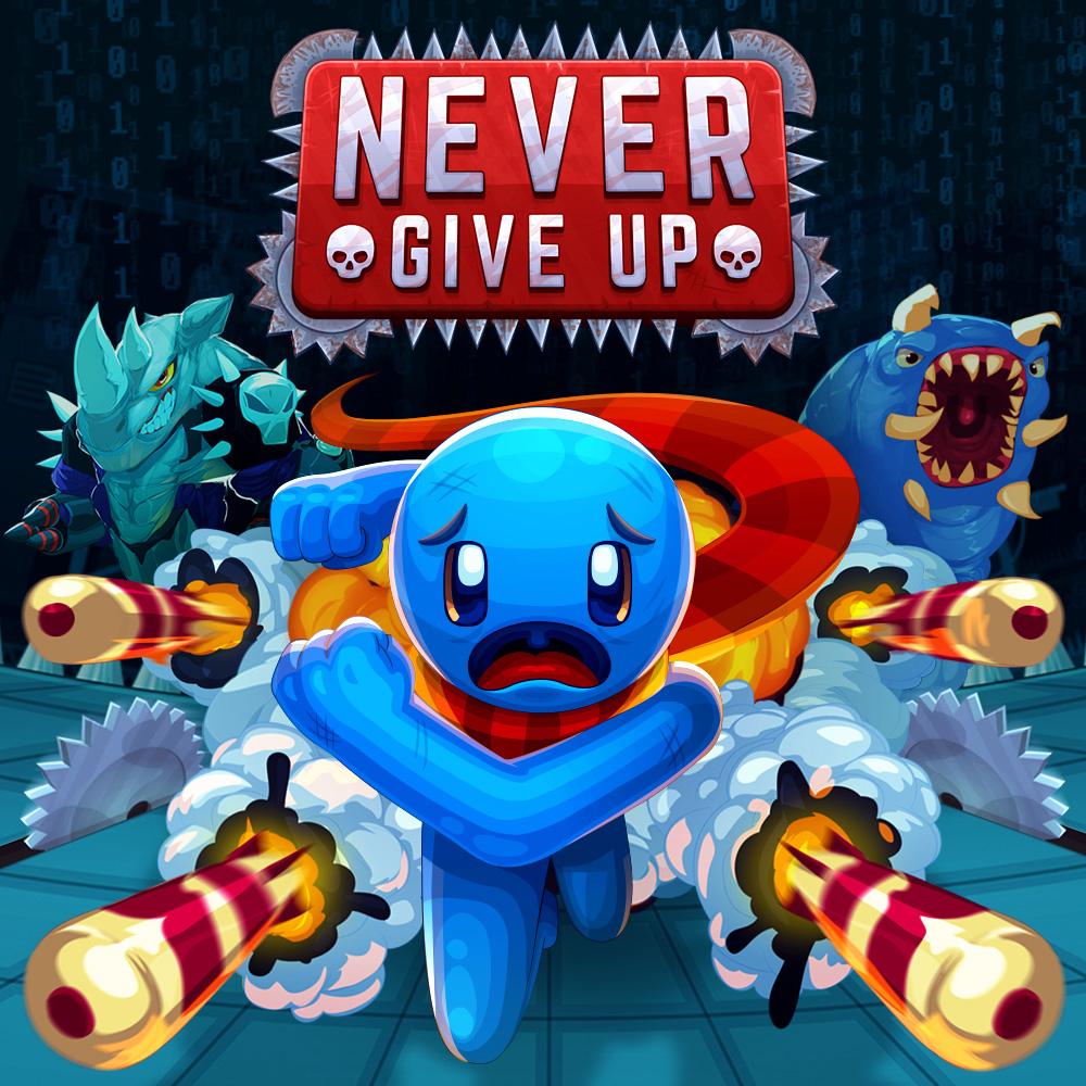 Never Give Up (Switch) für 6,99€ oder für 5,30€ ZAF (eShop)