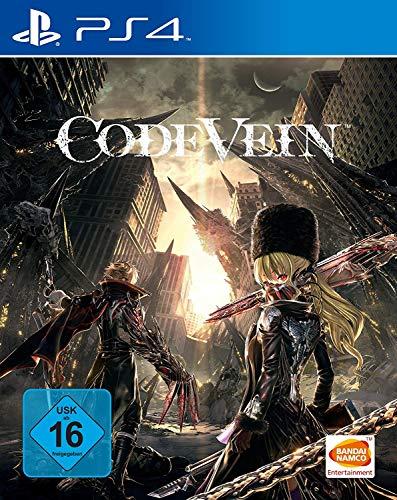 "[PRIME] Code Vein PS4 (~""Anime-Souls-Like"")"