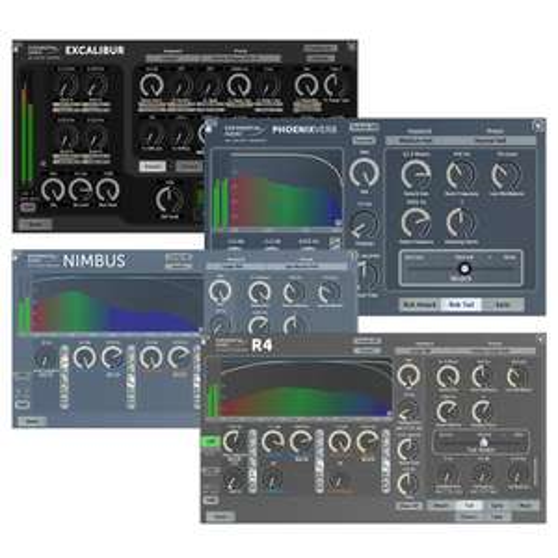 [VST/Musik/Software] Exponential Audio Stereo Reverb Bundle Crossgrade