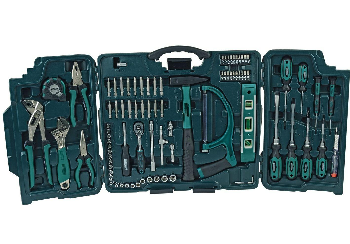 [Norma24] Mannesmann Werkzeugkoffer, 89-tlg. *Bestpreis*