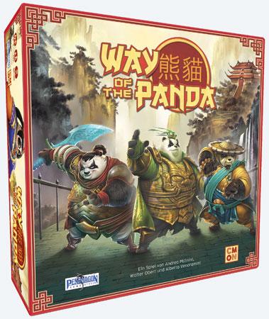 Brettspiele Gesellschaftsspiele Bestpreise bei spiele-offensive.de, zB Way of the Panda für 15€