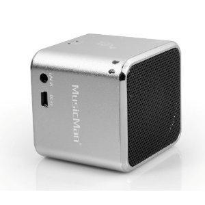 MusicMan BT-X2 Bluetooth Soundbox bei Amazon