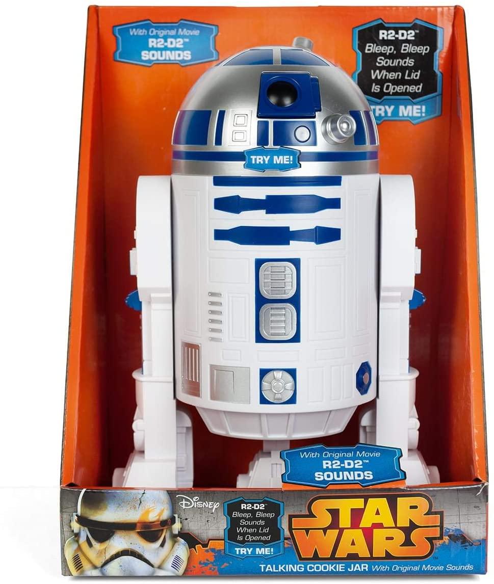 [Amazon Prime] R2-D2 mit Sound als Aufbewahrungsdose, ca. 30cm
