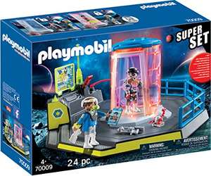 Playmobil SuperSet - Galaxy Police Gefängnis (70009) 11,70€ (Amazon Prime & Müller Abholung)
