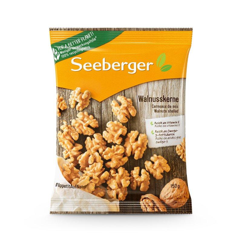 20% Rabatt auf alle Produkte von Seeberger, z.B. Walnusskerne 150g Beutel für 2,94€ ab 24.08. [KAUFLAND]