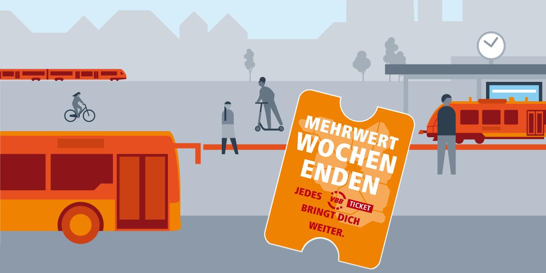 [Berlin, Brandenburg] VBB-Einzeltickets als Tageskarte, Erweiterung von Zeitkarten (BVG, etc.)