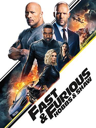 4K-Stream Kauffilm * Fast & Furious: Hobbs & Shaw * HDR