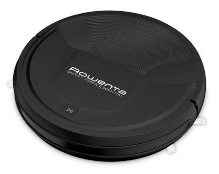 ROWENTA Saugroboter Smart Force Essential RR6925WH (3 Reinigungsmodi, Fernbedienung-Steuerung) [Expert]