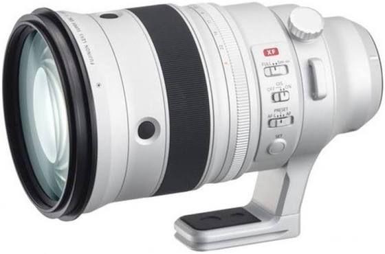 Fujifilm Fujinon XF200F2 Objektiv inkl. XF1,4X TC