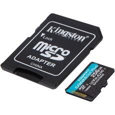 Kingston Canvas Go! Plus 256 GB microSDXC
