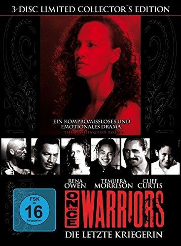 Once Were Warriors - Die letzte Kriegerin Limited Mediabook Edition (Blu-ray+DVD+Bonus DVD) für 7€ (Amazon Prime & Saturn & Media Markt)