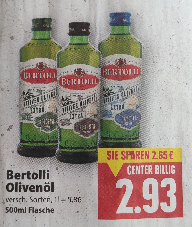 [Edeka Center Minden-Hannover] Bertolli Olivenöl 500ml für 2,93€