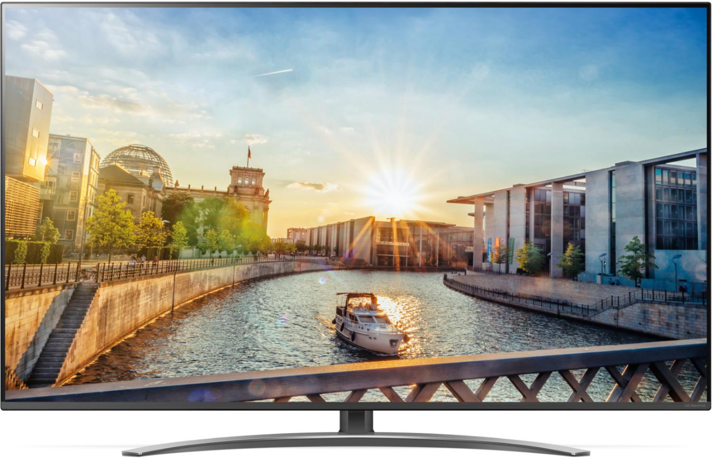 [Saturn] LG 55SM82007LA, LED-Fernseher schwarz, UltraHD/4K, IPS, Nano Cell, HDR, SmartTV , EEK: A für 486,42€