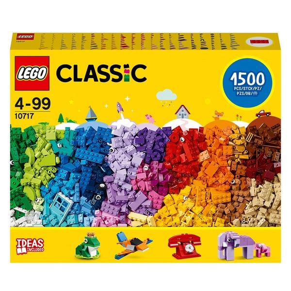 Lego Classic 10717, 1.500 Steine