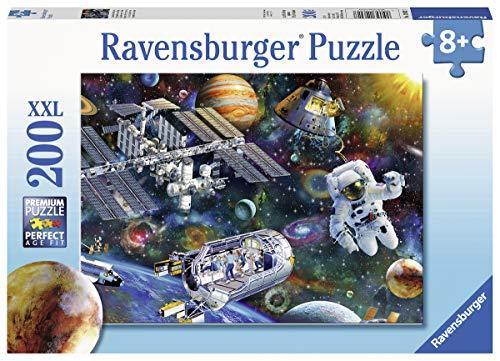 Ravensburger Kinderpuzzle - Expedition Weltraum 200 Teile XXL für 6,95€ (Amazon Prime & Real Abholung)