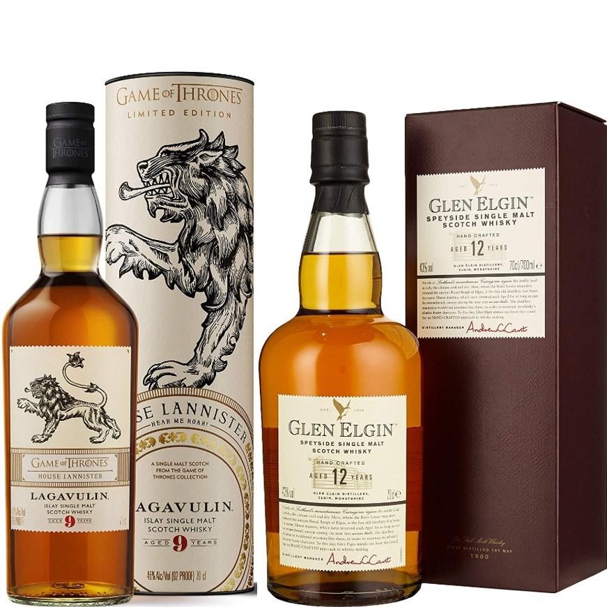 Whisky-Übersicht #43: Spar-Abo-Festival bei Amazon - zahlreiche Bestpreise, z.B. Lagavulin 9 für 43,87€, Glen Elgin 12 für 28,86€ inkl. VK