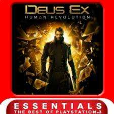 Deus Ex: Human Revolution (PS3-Download) EUR 5,60 (PS+) bzw. EUR 6,59 @PlaystationStore
