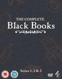 Black Books Series 1-3 Box auf DVD unter 10 Euro inkl. Versand @TheHut