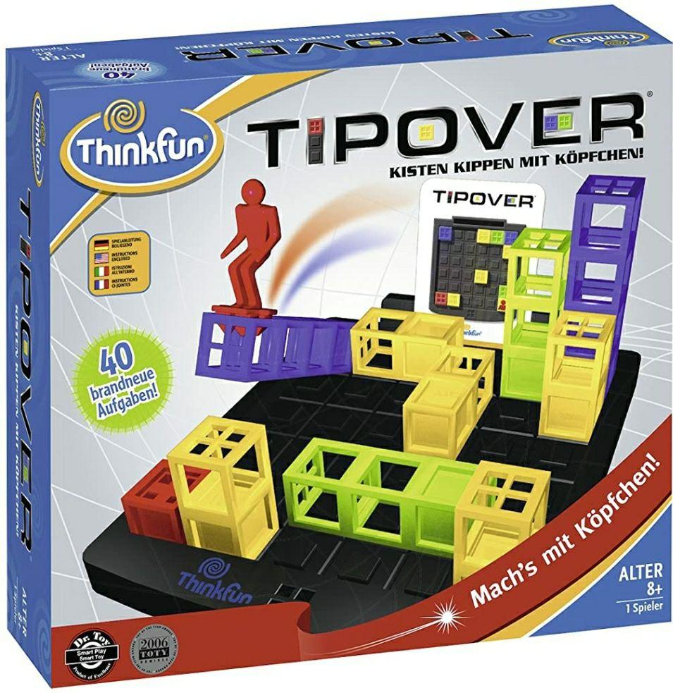 ThinkFun Tipover - Geschicklichkeitsspiel