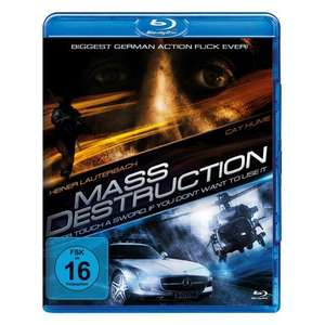 [Amazon] [Blu-Ray] - 3 für 21 Aktion