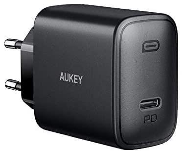 AUKEY PA-F1 USB-C Ladegerät mit 18W Power Delivery 3.0