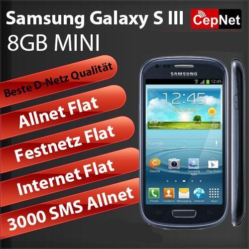 Samsung Galaxy S III mit Vodafone RED M für Junge Leute Verlängert