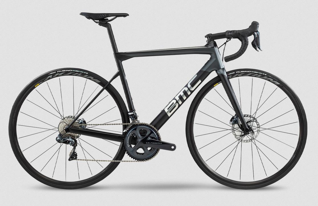 Rennrad BMC Teammachine SLR02 Disc Two (Carbon/Ultegra Di2/8.05kg) - 2020 (58, 61cm)
