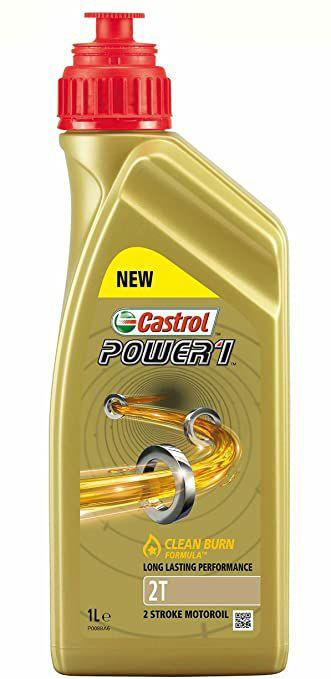 [Prime] Castrol POWER 1 2T 2-Takt Motorrad Motorenöl 1L