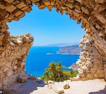 Rhodos / Griechenland: Eine Woche im Doppelzimmer des 5* Lindos Imperial Resort & Spa inkl. Halbpension für 384€ (Oktober)
