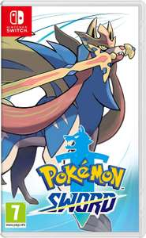 Pokémon: Schwert (Nintendo Switch) [Amazon]