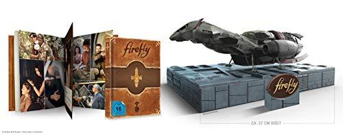Firefly - Die komplette Serie Limited Collector's Edition mit Büste und Mediabook (Blu-ray) für 149 € (Amazon)
