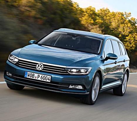 Privatleasing: VW Passat Variant (EZ:19) 2.0 - 150/190 PS inkl. Garantie ab 185€ im Monat