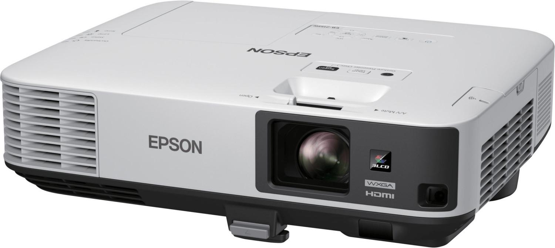 EPSON EB-2155W 3LCD WXGA Installationsprojektor 1280x800 16:10 5000 Lumen 15000:1 Kontrast 10W Lauts