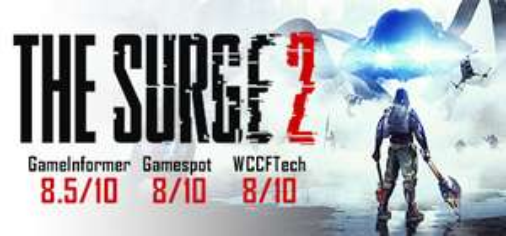 Surge 2 bei Steam für Surge 1 Besitzer