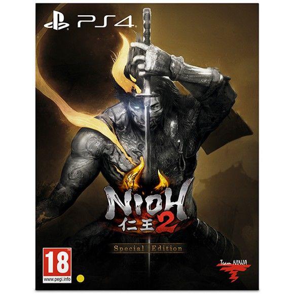 Nioh 2: Special Edition (PS4) [Coolshop]