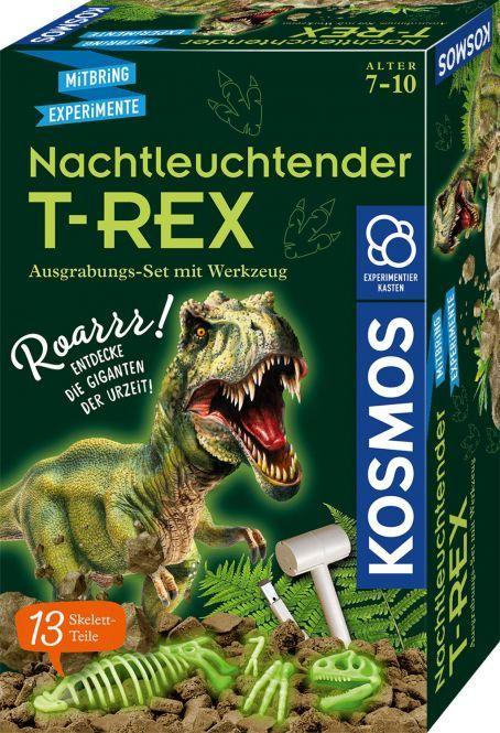 KOSMOS Nachtleuchtender T-REX - Mitbring-Experimente, Rofu